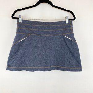 Athleta Gray Tennis Skort Size Small